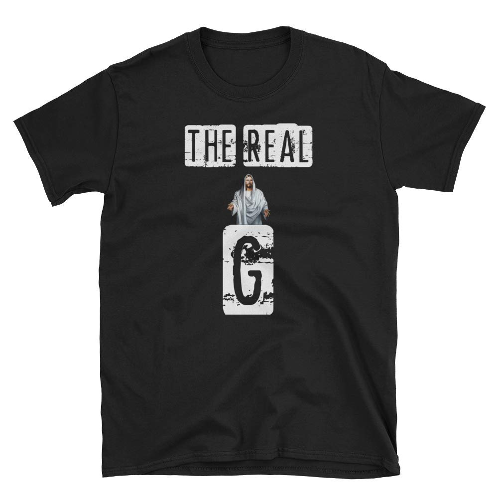 Short-Sleeve Unisex T-Shirt The Real G
