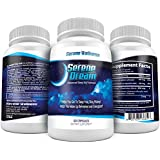 Sleep Aid Pills with Melatonin from Serene Dream - Best Natural Sleeping Pills to Help You Fall Asleep Fast and Stay Asleep - Natural Sleep Aid For Insomnia Relief - Relaxes and Calms You Before Bed