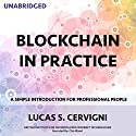 Blockchain in Practice: A Simple Introduction for Professional People Audiobook by Lucas Sergio Cervigni Narrated by Chris Bland