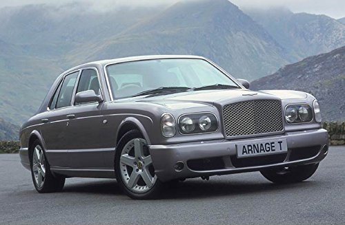 2004 Bentley Arnage T Automobile Photo Poster
