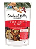 Orchard Valley Harvest Snack Packs- Heart Healthy Blend Trail Mix, Mixed Nuts – 15 Ct. Multi Pack, Non-GMO Project Verified, No Artificial Ingredients, 15 ounces (15 Individual Packs) For Sale