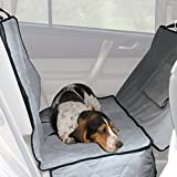Cheap K&H Manufacturing Car Seat Saver Deluxe Extra-Long Gray 57″