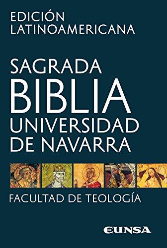 Sagrada Biblia: Edición latinoamericana (Spanish Edition)