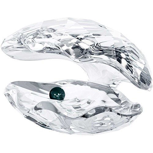 (Swarovski Crystal #5075913 - Pearl Oyster, Crystal)