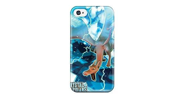 Amazon.com: For Iphone 4/4s Protector Case Pokemon Phone ...