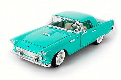Amazon 1955 Ford Thunderbird Convertible Green Lucky 92068