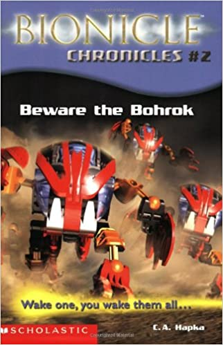 makutas revenge a new challenge an ancient evil bionicle chronicles