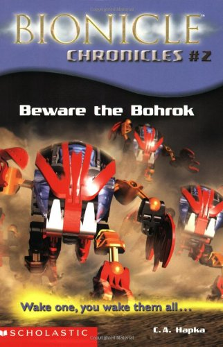 Beware the Bohrok (Bionicle Chronicles #2) PDF