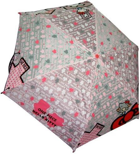キャラクター折畳傘 チョッパー×キティビッグアイコン
