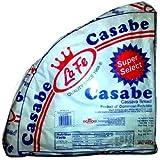 La Fe Casabe Dominicano Super Selected Traditional Cassava Bread From Dominican Republic 11 Oz