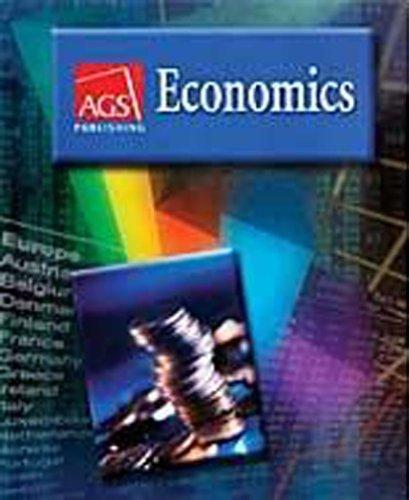ECONOMICS STUDENT TEXT