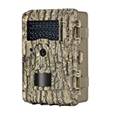 Promisy Trail Camera for Hunting Camera, 1080P 25FPS hd 12MP, 2.4'' Screen, 90Degree 36 Infared LEDs 0.3s Trigger Speed IP67 Waterproof Trail Cameras with Night Vision Motion Activated