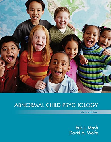 Abnormal Child Psychology by imusti