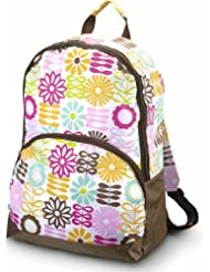 Fun Flower Large Backpack