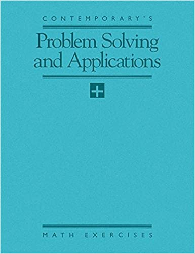 Math Exercises: Problem Solving & Applications - 10 Pack ...