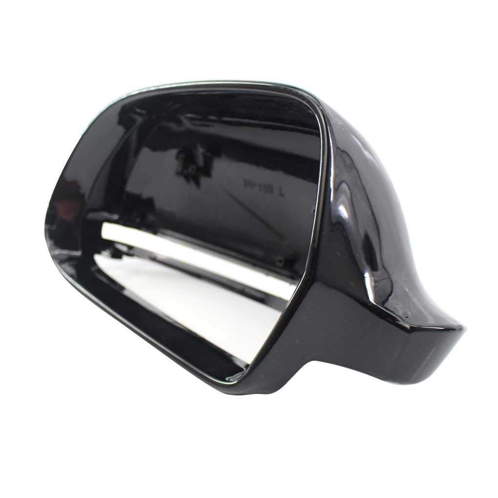 8T0857527D côté Gauche Voiture en Plastique Rearview Mirror Cover Shell de Remplacement pour Audi A4 B8 C6 09-11 Regard Regard Natral 201874614923663