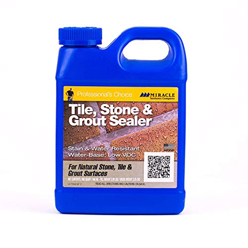 Miracle Sealants TSS QT SG Tile/Stone and Grout Economical Sealer