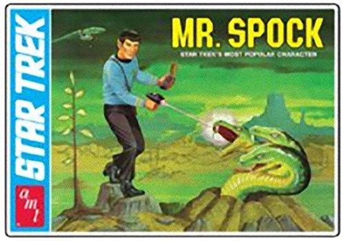 Star Trek Commemorative Edition Model Kit - Mr. Spock (Edition Plastic Model)