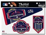 Rico Industries, Inc. Boston Red Sox 2018 World Series Champions Multi Die Cut Magnet Sheet Heavy Duty Auto Home Baseball