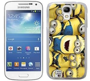 Moi moche et m¨¦chant Despicable Me Minions Film cas adapte Samsung Galaxy S4 I9500 couverture coque rigide de protection (1) mobile phone case cover