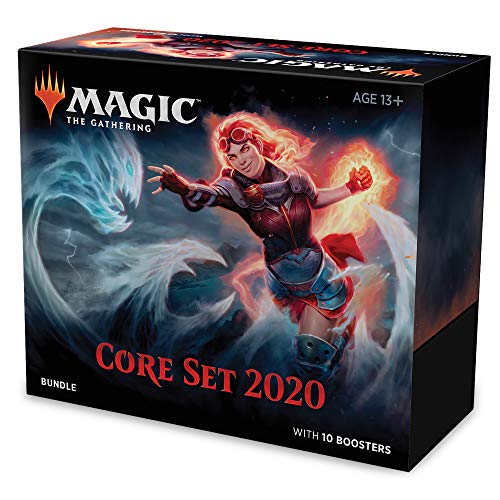 Magic: The Gathering Core Set 2020 (M20) Bundle | 10
