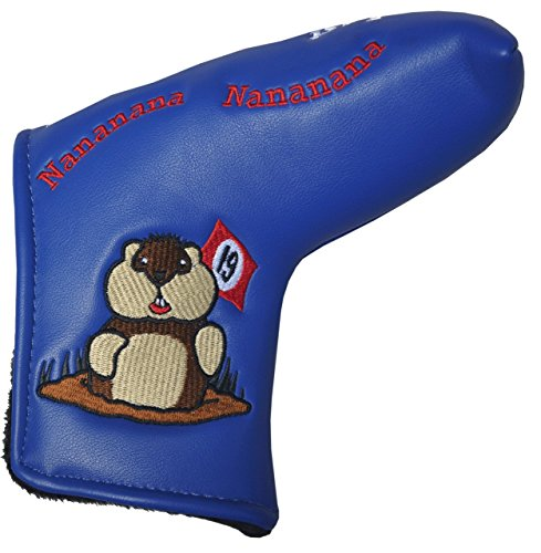 ReadyGOLF Caddyshack Putter Cover - Just Be The Ball Blade