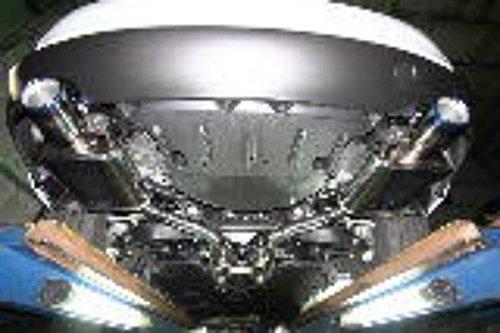 Invidia 13+ Lexus IS 250/IS 350 Q300 w/ Rolled Titanium Tips Axle-Back Exhaust (hs13lisg3t) ()
