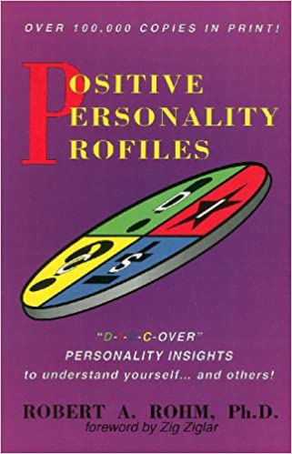 Positive Personality Profiles types