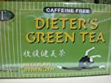 GTR – Caffeine Free Dieter's Green Tea (Pack of 1)