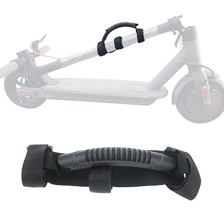 WUYANSE Accesorios de Scooter eléctrico con Correa de asa Universal para mijo M365 Scooter eléctrico y Otros Scooters Plegables
