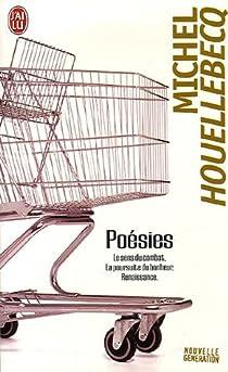 Poésies par Houellebecq