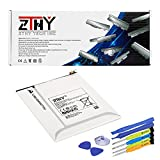 ZTHY EB-BT355ABE Tablet Replacement Battery for Samsung Galaxy TAB A 8'' SM-T350 T355C Tab5 P350 Series EB-BT355ABA 3.8V 4200mAh With Tools