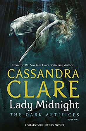 Cassandra clare dark artifices book 2