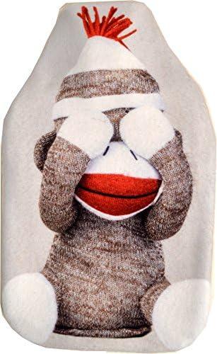 Vagabond Bags Socke Affe Wärmflasche, 2Liter
