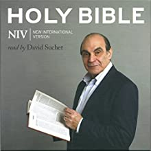 Complete NIV Audio Bible Audiobook by  Biblica Narrated by David Suchet