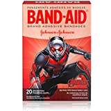 Band-Aid Brand Adhesive Bandages Featuring Marvel Avengers, Assorted Sizes, 20 Count