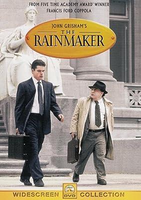 Amazoncom The Rainmaker Matt Damon Danny Devito Claire Danes