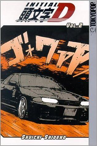Initial D Vol. 2, Shigeno, Shuichi