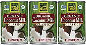 Native Forest Coconut Milk, 3 pk