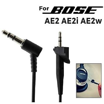 Cable de audio de repuesto para auriculares Bose SoundLink Around ear AE2AE2i ...