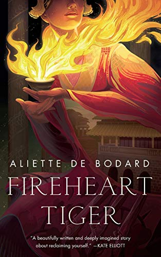Book Cover: Fireheart Tiger