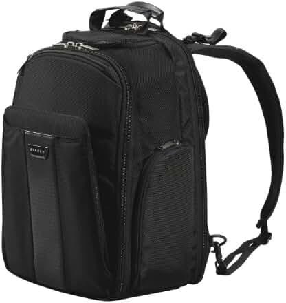 Everki Versa Premium Checkpoint Friendly Laptop Backpack for 14.1-Inch MacBook Pro 15 (EKP127)