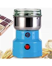 Multifunctionele smashmachine, draagbare roestvrijstalen elektrische graanmolen, mini elektrische koffieboonmolen, 220V elektrische kruidenkruidverstuiver