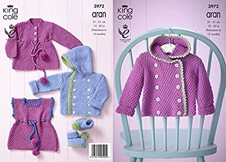 f528850d7 King Cole Baby Jackets
