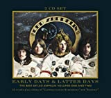 Early Days & Latter Days : The Best of Led Zeppelin Volumes One and Two by Led Zeppelin (2004-01-27)