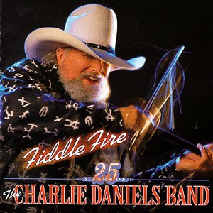 Album Bluegrass Fiddle (Fiddle Fire: 25 Years Of The Charlie Daniels Band)