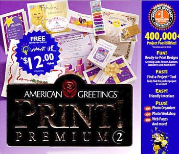 Price comparison product image American Greetings Print Premium 2