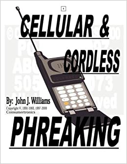Cellular & Cordless Guide: M.S.E.E. John J. Williams: 9780934274555: Amazon.com: Books