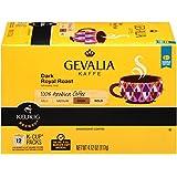 Gevalia Dark Royal Roast K-Cup  Packs , 12 count (Pack of 6)