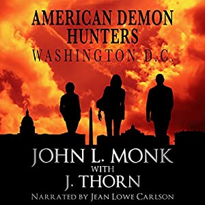 American Demon Hunters - Washington, D.C. Audiobook